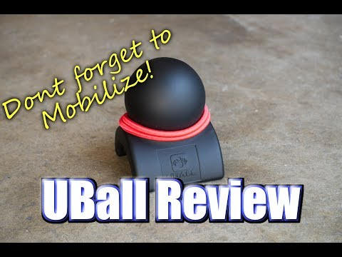 6020684d9ba UBall Review - Mobility Tool - YouTube