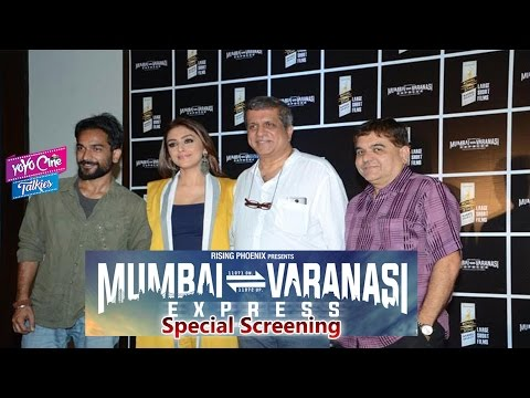 Special Screening Of Mumbai Varanasi Express Short Film |Arati Chhabriya,Darshan|| YOYO Cine Talkies