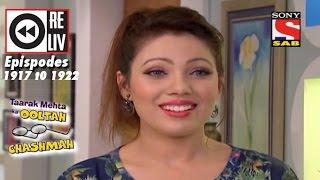Weekly Reliv | Taarak Mehta Ka Ooltah Chashmah | 18Apr  to 22 Apr 2016