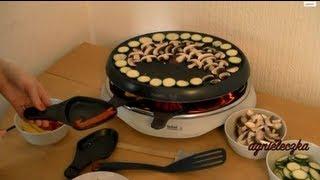 Agnieleczka gotuje - pomysł na obiad - grill w domu (fit food) Thumbnail