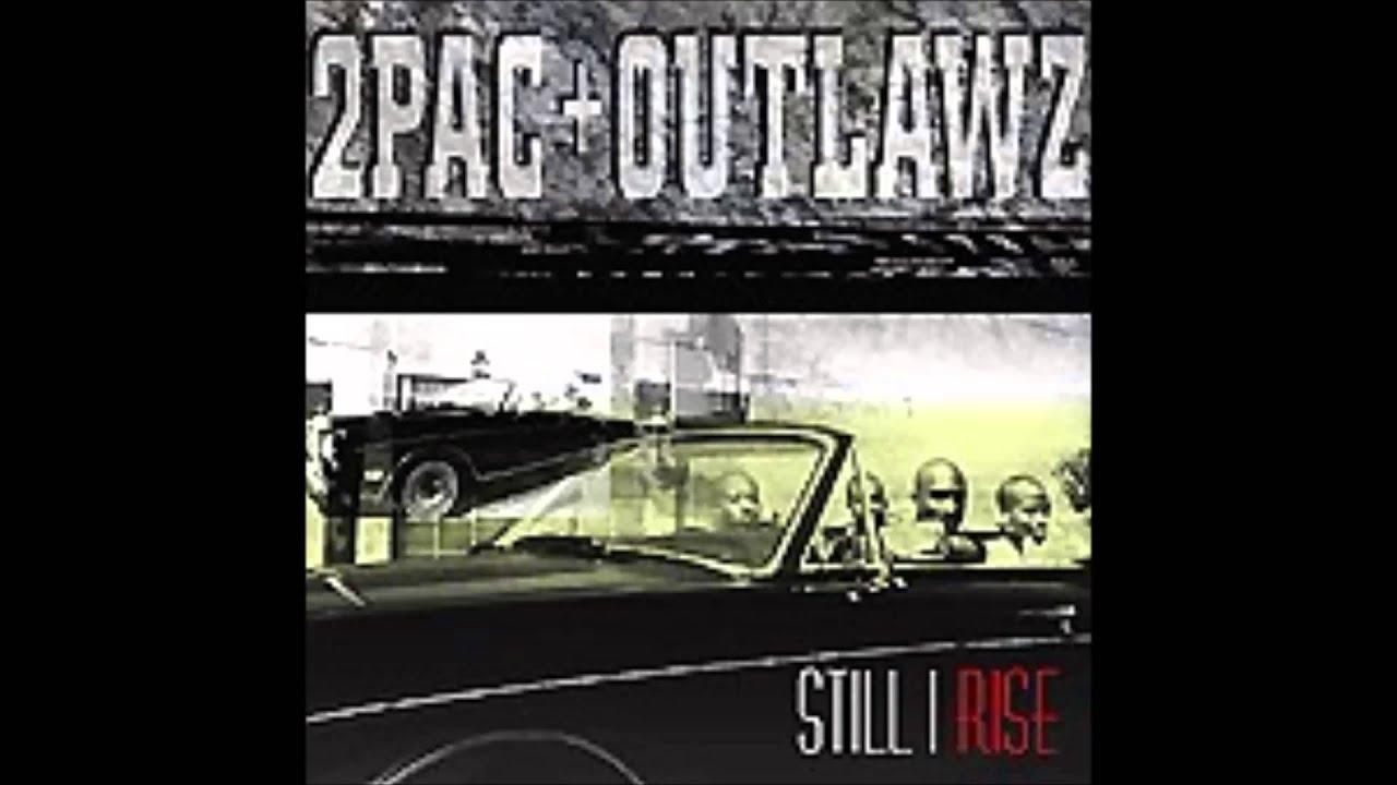 Tupac - Still i rise (Sky's the limit remix)