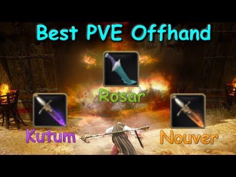 Does Kutum REALLY have Monster Dmg ?   Kutum VS Nouver VS Rosar for