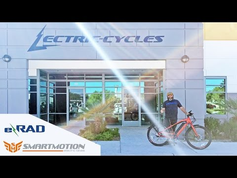 Lectric Cycles in Las Vegas Nevada (e-RAD, SmartMotion, Lekkie)