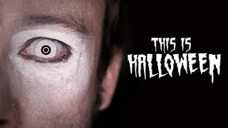 This is Halloween (metal cover by Leo Moracchioli)