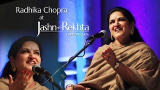 Aapki yaad aati rahi raat bhar by Radhika Chopra