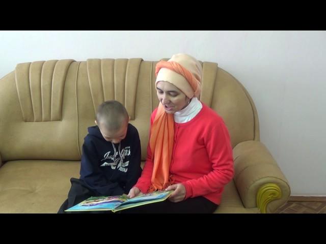 Изображение предпросмотра прочтения – ИльсиярШагеева читает произведение «Путаница» К.И.Чуковского