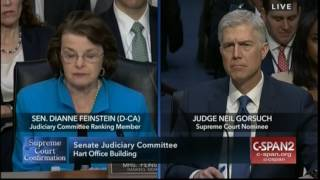 democrats-whine-about-originalism-at-gorsuch-hearing-supercuts-452