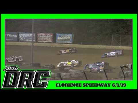 Florence Speedway | 6/1/19 | Late Models | Feature