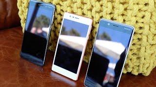 Nokia-Comeback: HMDGlobal-Phones im Hands-on
