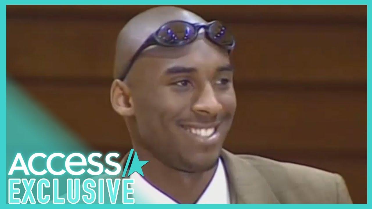 Kobe Bryant's Classmates Reflect On Lost High School Footage