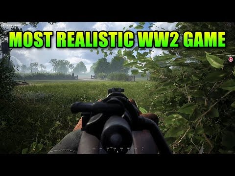 Most Realistic WW2 FPS - Hell Let Loose
