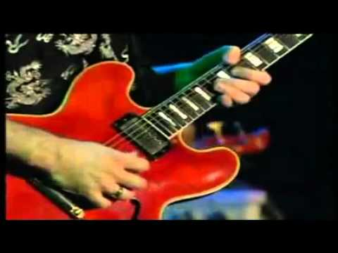GARY MOORE-I Loved Another Woman (Montreux Jazz Festival)