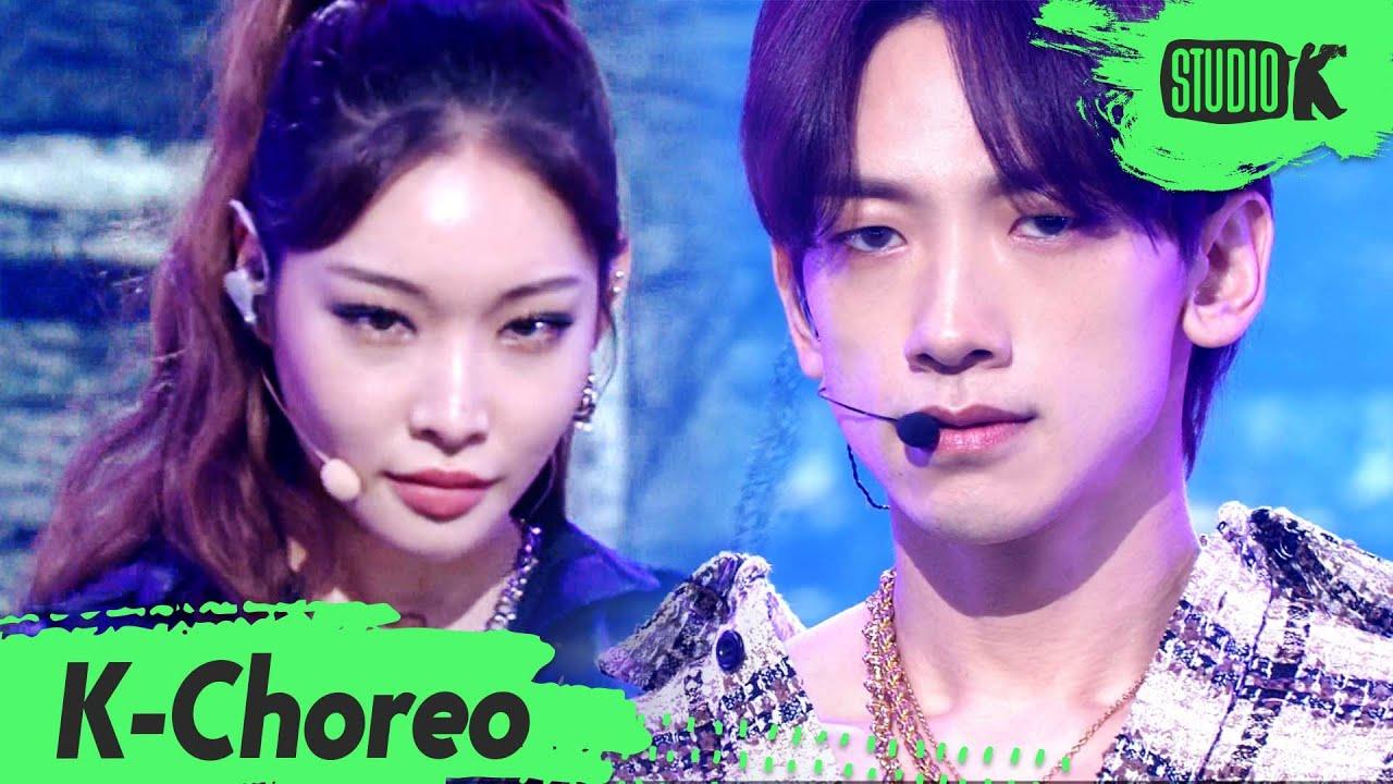 [K-Choreo 8K] 비 직캠 'WHY DON'T WE (Feat.청하(CHUNG HA))' (RAIN Choreography) l @MusicBank 210305