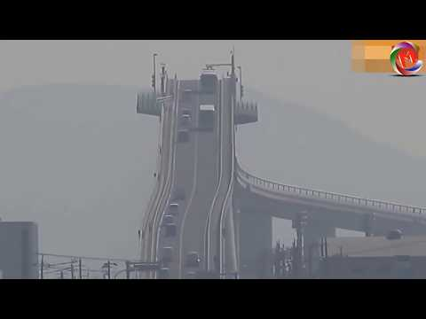 বিশ্বের সবচেয়ে বিপদজনক রাস্তা  || The most dangerous roads in the world || roadcam