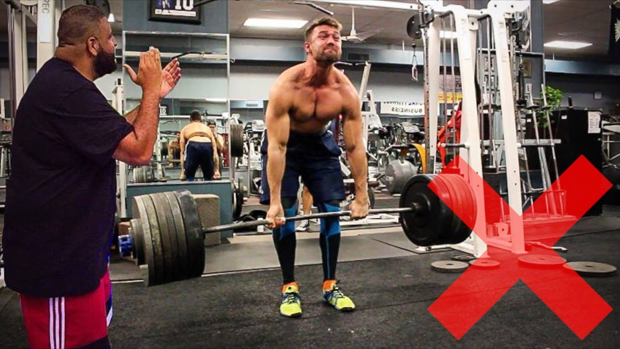 Fix Your DEADLIFT Form NOW    5 Advanced Variations to Increase Your Deadlift - YouTube