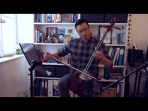 Savoy-Let me Let you Morin khuur improvisation cover by JAAVKA