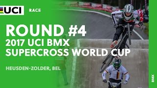 2017 UCI BMX Supercross World Cup - Heusden-Zolder (BEL) / Day 2