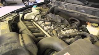 STK# A15023 2007 VOLVO XC90 ENGINE TEST VIDEO