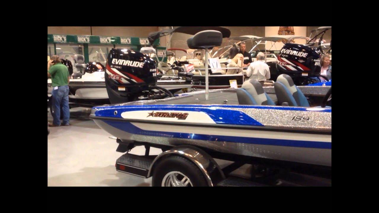 2013 Stratos 189 Vlo Bass Boat