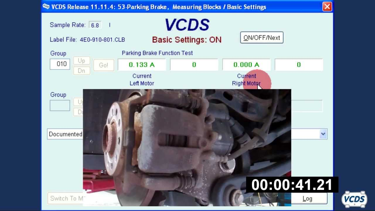 Brake Pad Warning Light Reset - AudiWorld Forums