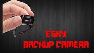 Esky Backup Camera Review