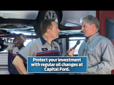 Capital Ford Raleigh >> Mark My Words Ford Service With Mark Roberts At Capital Ford In