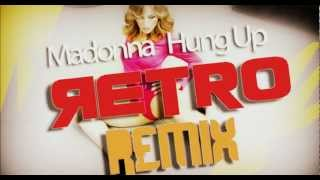 Madonna - Hung Up (Electro Remix by ЯETRO )