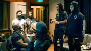 Play The Click (feat. Zaybang, Lil Bean, KxNG LLAMA, Lil Yee, Prezi & Lil Pete)