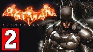 BATMAN ARKHAM KNIGHT gameplay part 2