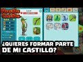 ¿QUIERES FORMAR PARTE DE MI CASTILLO? | HUSTLE CASTLE: CASTILLO MÁGICO | [El Chicha]