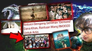ARTIS MALAYSIA MINTAK DUIT (REALITY) | DUNIA AKHIR ZAMAN **THE FUTURE IS OVER** | (KISAH BENAR)