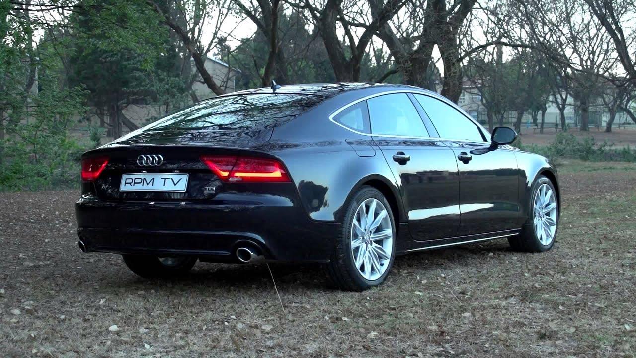 Rpm Tv Episode 256 Audi A7 Sportback 3 0 Biturbo Tdi