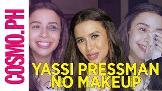 Yassi Pressman Removes Her Makeup