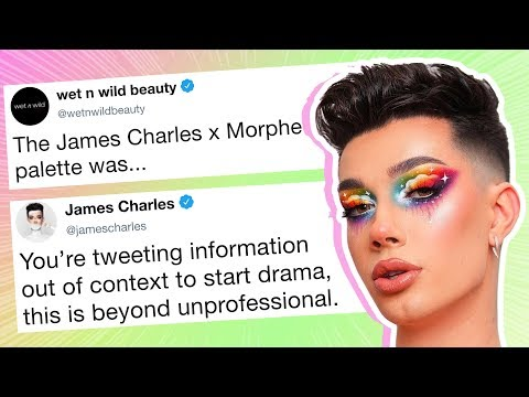James Charles Gets Exposed by Wet n Wild, Fans Now Call Him a Hypocrite thumbnail