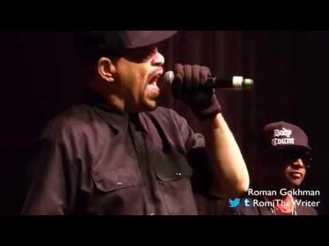 "Ice-T, ""Ziplock"" - San Francisco, July 24, 2016"