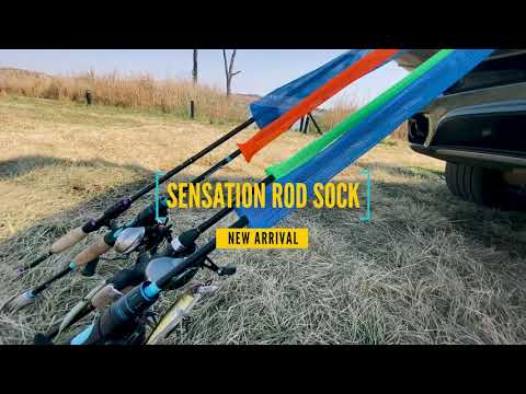 Protect Your Fishing Rods With These Amazing Rod Socks
