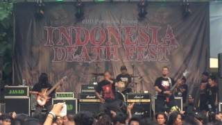 Video DROP - Intro + Consume By Violent ( Live at Indonesia Death Fest) download MP3, 3GP, MP4, WEBM, AVI, FLV Oktober 2018