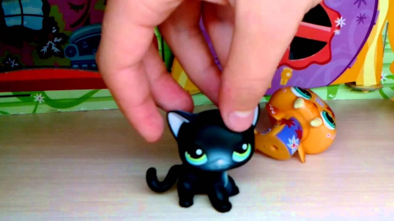 Карнавальная маска кошки - YouTube