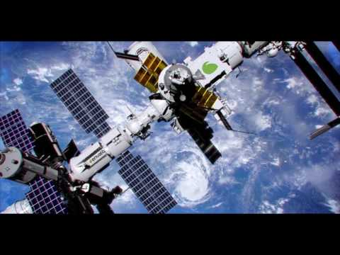Space Station over Earth - After Effects Project Files | VideoHive 14648823