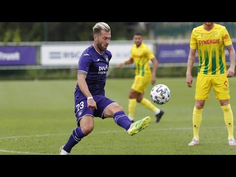 Friendly RSCA 0-0 FC Nantes