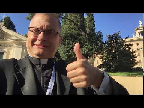 Rome Video Tour-ASL (20) Vatican City Office