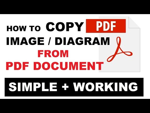 How To Copy Image From PDF To Word Document [ Simple & Working ]