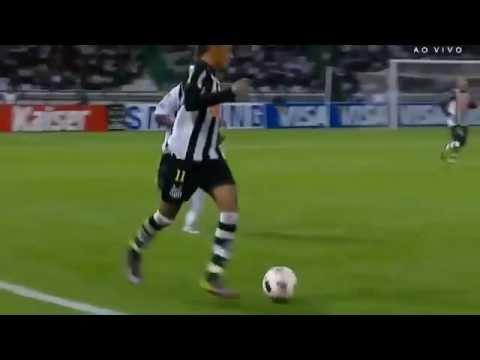 Neymar สับขาหลอกแบบนี้เลยหรือนี่!!