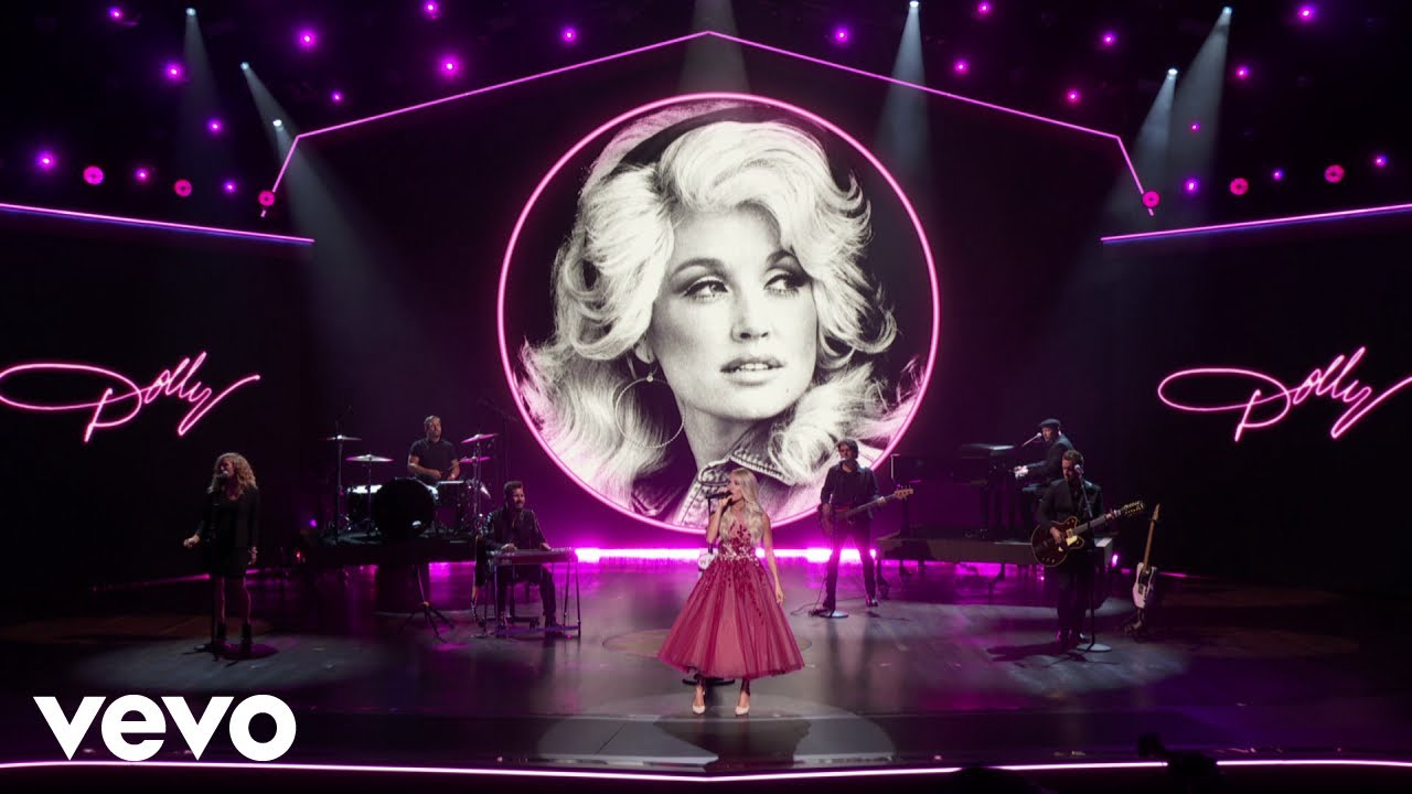 Watch Carrie Underwood's Epic On Stage Duet With Legend ...
