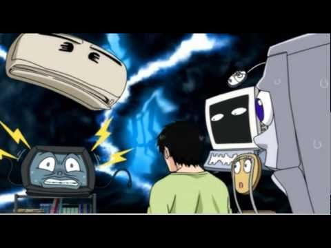 Anime Zone: Welcome to the NHK Anime Review