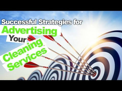 Successful Advertising Strategies for Your Cleaning Company