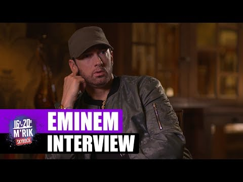 Eminem x Mrik : Sa 1ère interview en France pour #Revival