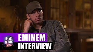 Eminem x Mrik  Sa 1re interview en France pour Revival