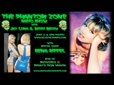 The Phantom Zone Radio : RENA RIFFEL