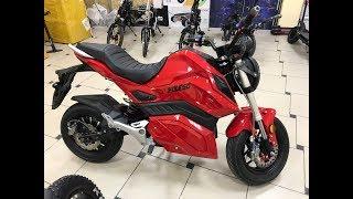 Обзор электро мотоцикла Eco Koleso Z6. Он же электро байк, электро скутер или электро мопед